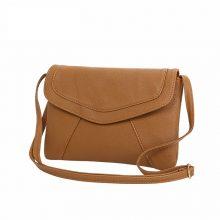 Vintage leather simple handbags
