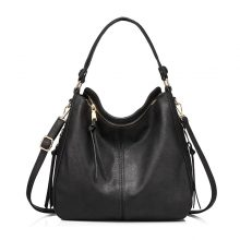 PU Leather Women's Handbag with Large Capacity