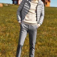 Men's Winter Hooded Casual Jacket