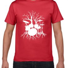 Drums Tree T shirt