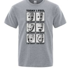 Groot Today I Feel T Shirt