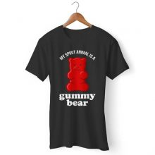 My Spirit Animal Is A Gummy Bear 2 Man's T-Shirt