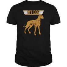 My dog greyhound cool T-Shirt