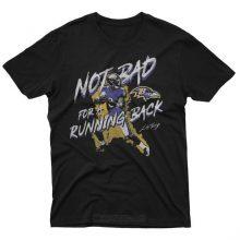 Not Bad For A Running Back Lamar Jackson T shirt