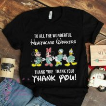 Social Workers Thank You T-Shirt