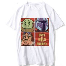 the Cute The Bold The Grumpy T Shirt