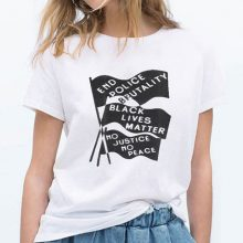 End Police Brutality T shirt